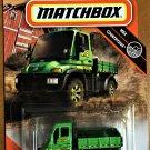 2020 Matchbox #97 Mercedes Benz Unimog U300