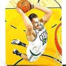 2019 Hoops Basketball Card #9 Gordon Hayward