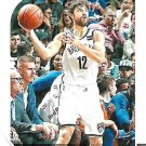 2019 Hoops Basketball Card #14 Joe Harris