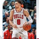2019 Hoops Basketball Card #25 Zach LaVine