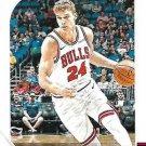 2019 Hoops Basketball Card #27 Lauri Markkanen