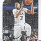 2019 Hoops Basketball Card #35 John Henson