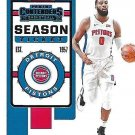 2019 Contenders Basketball Card #5 Andre Drummond