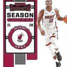 2019 Contenders Basketball Card #8 Bam Abedayo
