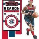 2019 Contenders Basketball Card #11 Bradley Beal