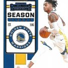 2019 Contenders Basketball Card #21 D'Angelo Russell
