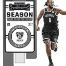 2019 Contenders Basketball Card #24 DeAndre Jordan