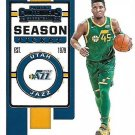 2019 Contenders Basketball Card #31 Donovan Mitchell