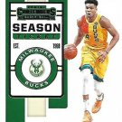 2019 Contenders Basketball Card #33 Giannis Antetokounmpo