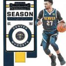 2019 Contenders Basketball Card #39 Jamal Murray