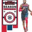 2019 Contenders Basketball Card #47 John Wall