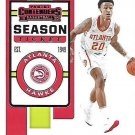2019 Contenders Basketball Card #46 John Collins
