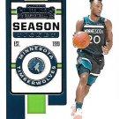 2019 Contenders Basketball Card #52 Josh Okogie