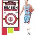 2019 Contenders Basketball Card #58 Kevin Huerter