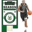 2019 Contenders Basketball Card #61 Khris Middleton