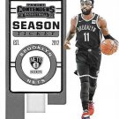 2019 Contenders Basketball Card #67 Kyrie Irving