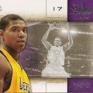 2009 Studio Basketball Card #1 Andrew Bynum
