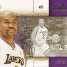 2009 Studio Basketball Card #2 Derek Fisher