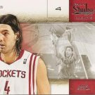 2009 Studio Basketball Card #14 Luis Scola