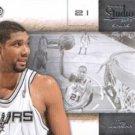 2009 Studio Basketball Card #12 Tim Duncan