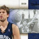 2009 Studio Basketball Card #36 Marc Gasol