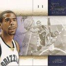 2009 Studio Basketball Card #37 Mike Conley