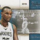 2009 Studio Basketball Card #40 Al Jefferson