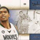 2009 Studio Basketball Card #42 Ryan Gomes