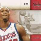 2009 Studio Basketball Card #46 Al Thornton