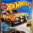 2020 Hot Wheels #52 70 Ford Escort RS1600