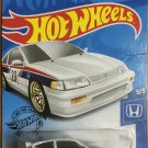 2020 Hot Wheels #123 88 Honda CR-X