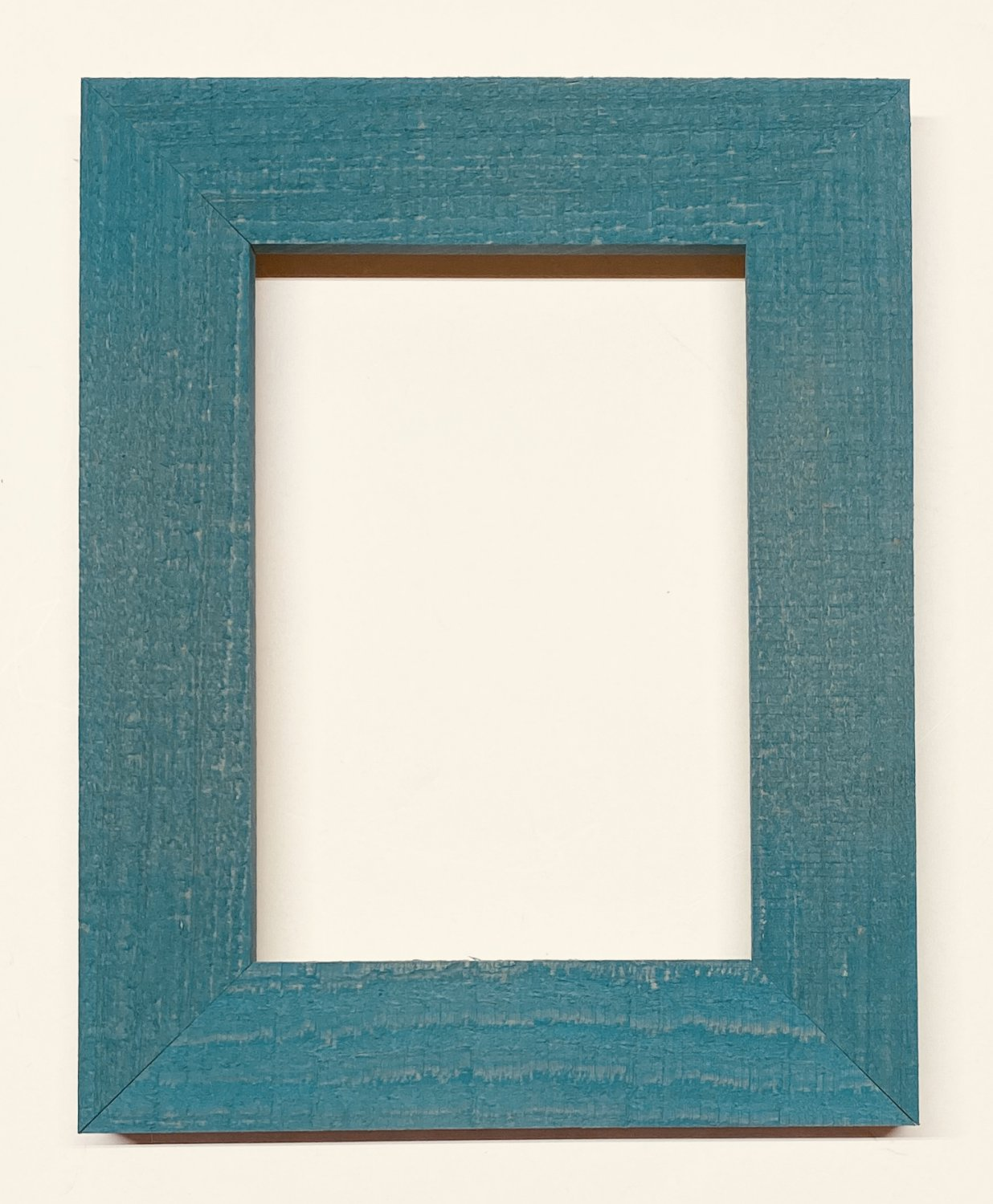 "F012 9 x 9 1-1/2"" Lagoon Cypress Picture Frame"