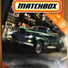 2020 Matchbox #9 41 Cadillac Series 62 Convertible Coupe