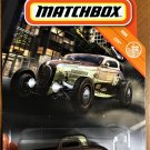 2020 Matchbox #16 33 Ford Coupe