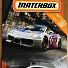 2020 Matchbox #87 Lamborghini Calardo Police
