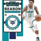 2019 Contenders Basketball Card #75 Malik Monk