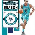 2019 Contenders Basketball Card #80 Miles Bridges