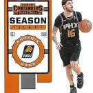 2019 Contenders Basketball Card #98 Tyler Johnson