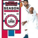 2019 Contenders Basketball Card #88 Paul George
