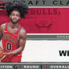 2019 Contenders Basketball Card Draft Class of 2019 #7 Coby White