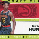 2019 Contenders Basketball Card Draft Class of 2019 #4 De'Andre Hunter