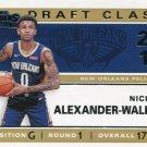 2019 Contenders Basketball Card Draft Class of 2019 #17 Nickell Alexander Walker
