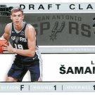 2019 Contenders Basketball Card Draft Class of 2019 #19 Luka Samanic