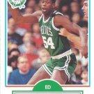 1990 Fleer Basketball Card #15 Ed Pinckney