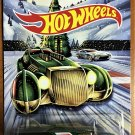 2019 Hot Wheels Holiday Hot Rods #2 Screamliner