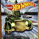 2019 Hot Wheels Holiday Hot Rods #5 Muscle Tone