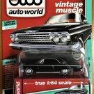 2019 Auto World Release 1 #4A 1962 Chevy Impala SS