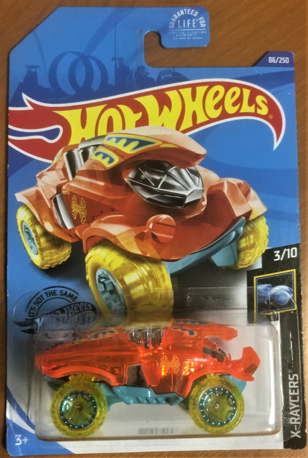 2020 Hot Wheels #86 Beat All