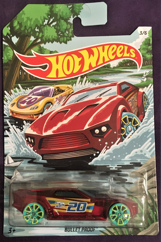 2020 Hot Wheels Spring Series #3 Bullet Proof