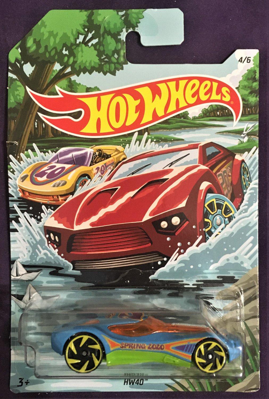2020 Hot Wheels Spring Series #4 HW40